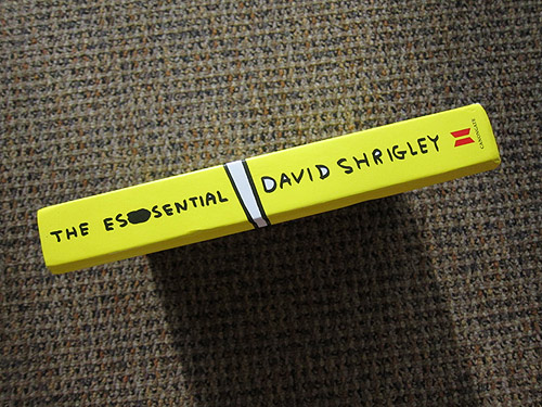 David Shrigley book giveaway