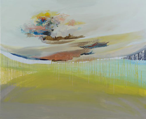 Artist painter Eva Lundsager paintings