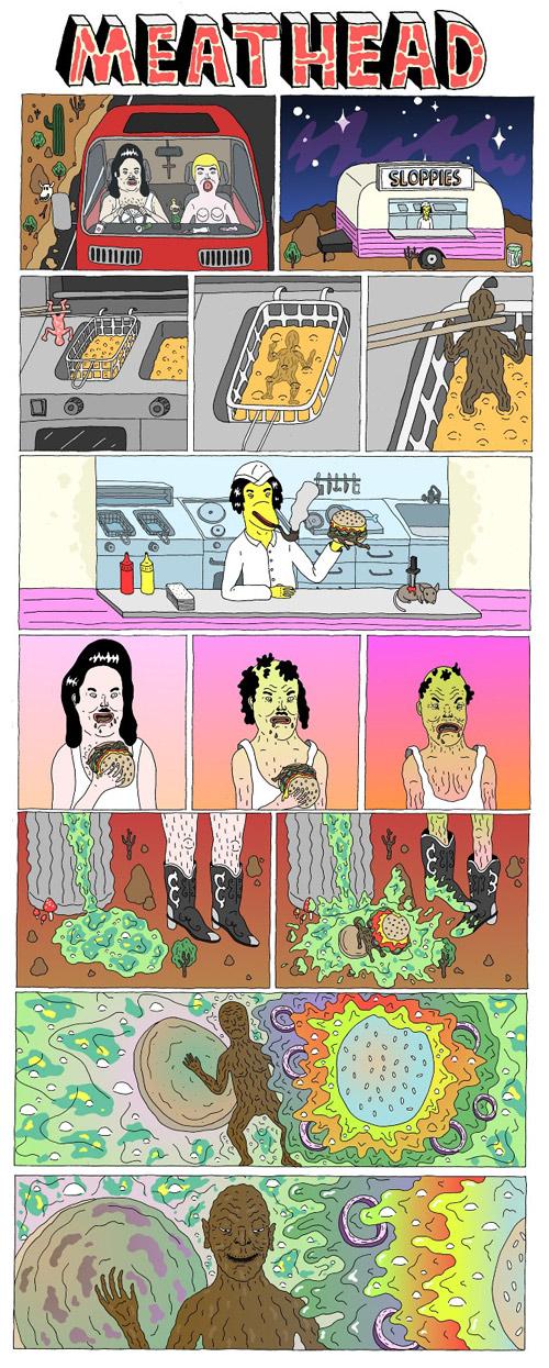 Illustrator james clapham illustration