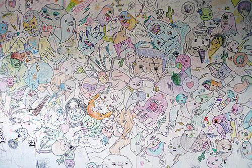 Jasper Wongs Little Shop of Wonder coloring book