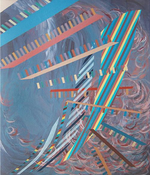 Artist painter Linda Chalmers
