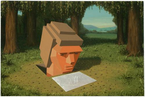Artist painter Max Gomez Canle