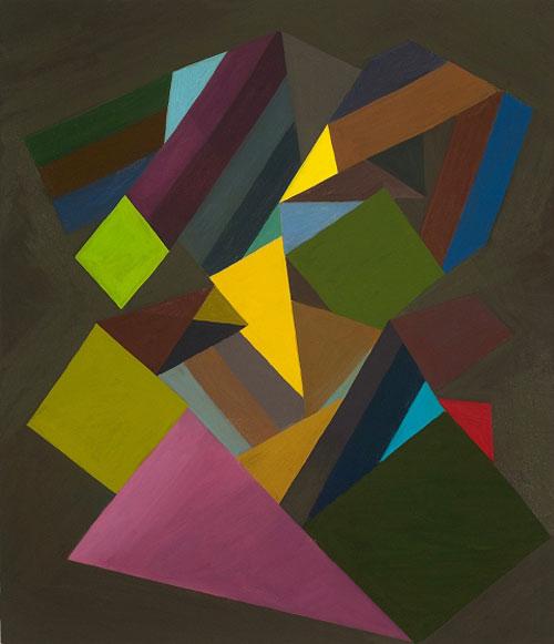 Artist painter Meghan Brady paintings