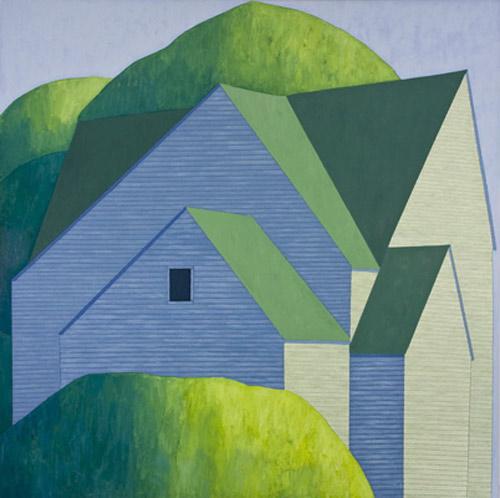 Artist painter Scott Redden