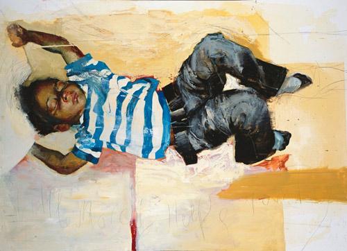 Artist painter Jason Shawn Alexander paintings