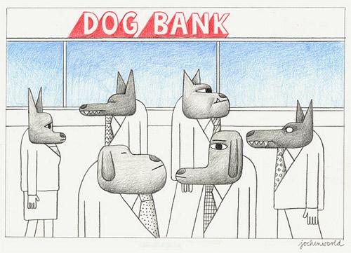 Illustrator Jochen Schievink illustration