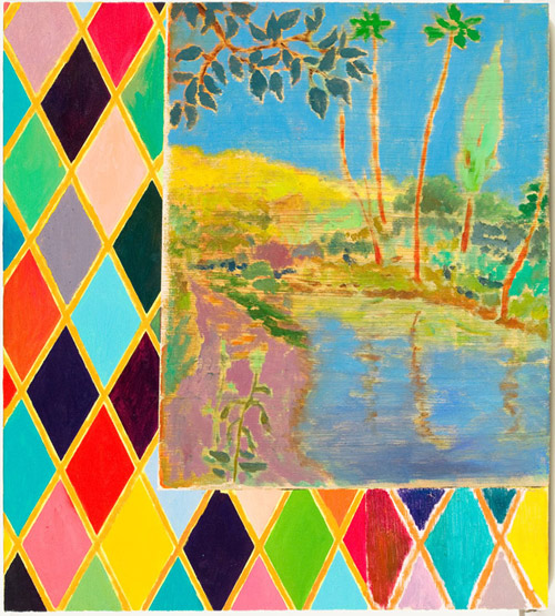Artist painter John McAllister