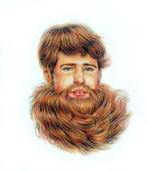 Beard Show at Aviary Gallery Boston