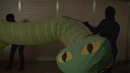 DJ Shadow Scale It Back music video