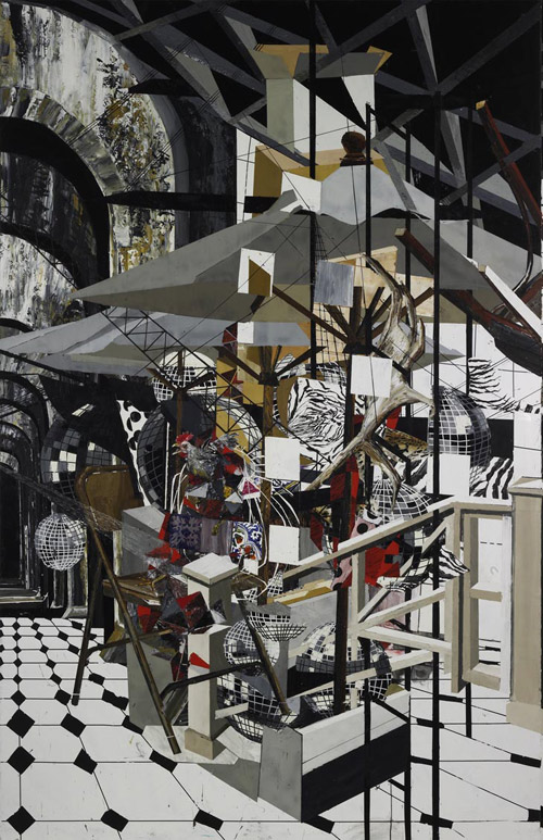 Artist painter Francesca DiMattio paintings