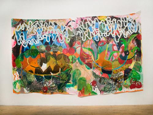 Vancouver based artist painter Jenny G
