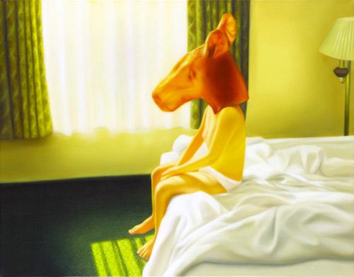 Artist painter Joyce Ho paintings