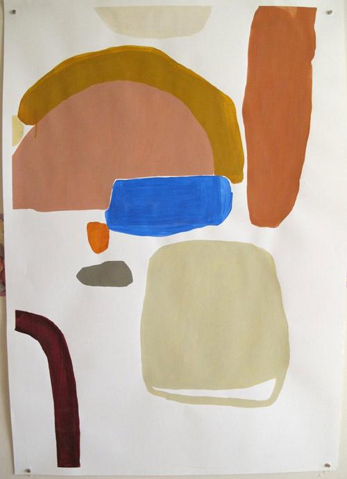Artist Mara Caffarone