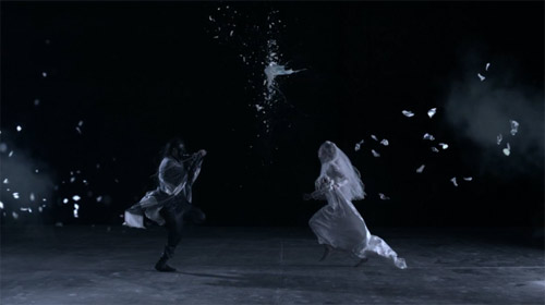 The Naked and Famous No Way music video directed by Special Problems