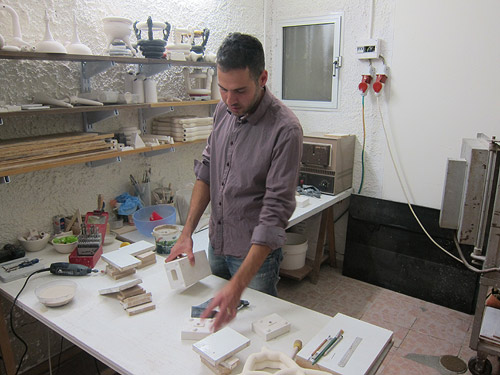 Israeli designers Mey and Boaz Kahn Studio Kahn