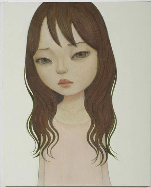 Artist painter Hideaki Kawashima paintings