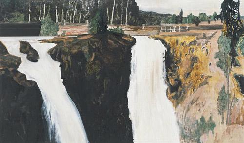 Artist painter Mamma Andersson