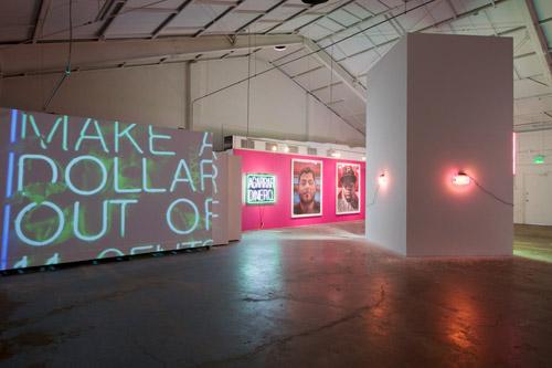Reel Tawlk by Patrick Martinez at Loft In Space