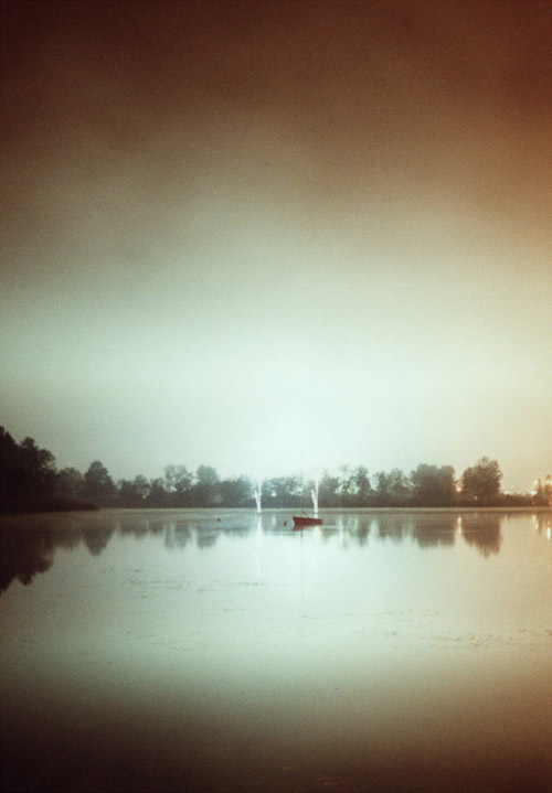 Photographer Phil Elverum photography