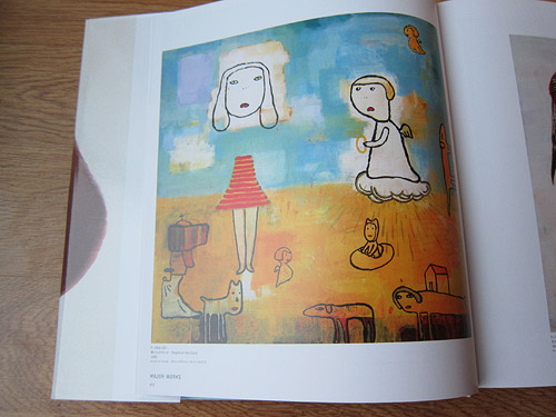 Yoshitomo Nara The Complete Works by Chronicle Books