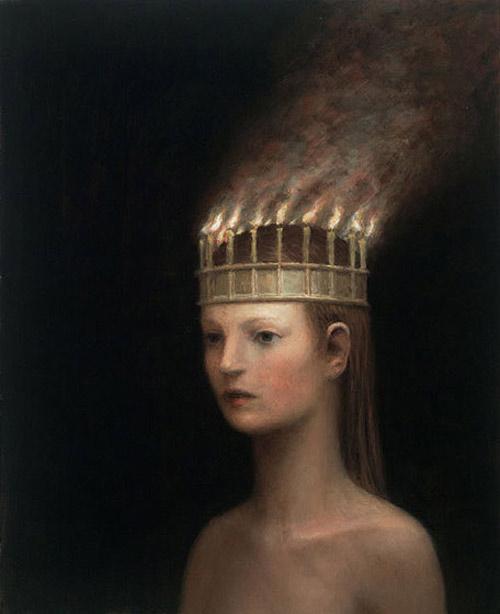 Artist painter Aron Wiesenfeld paintings