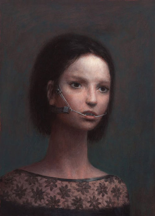 Artist painter Aron Wiesenfeld paintings