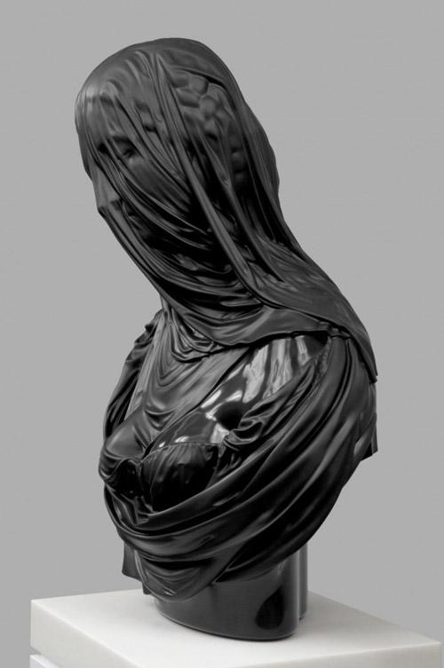 Sculptures by artist Barry X Ball