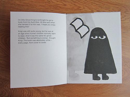Benjamin Sommerhalder Ghost Knigi Nieves book giveaway