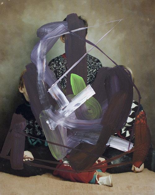 Artist painter Joshua Dildine