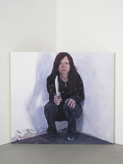 Artist painter Kristin Calabrese paintings