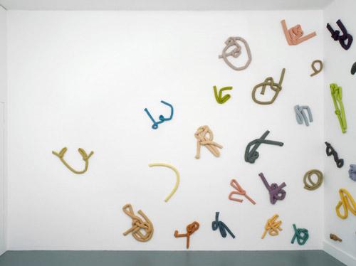installation by Artist Laura Aldridge