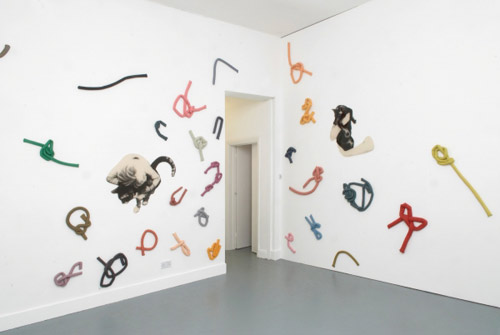 installation by Artist Laura Aldridge