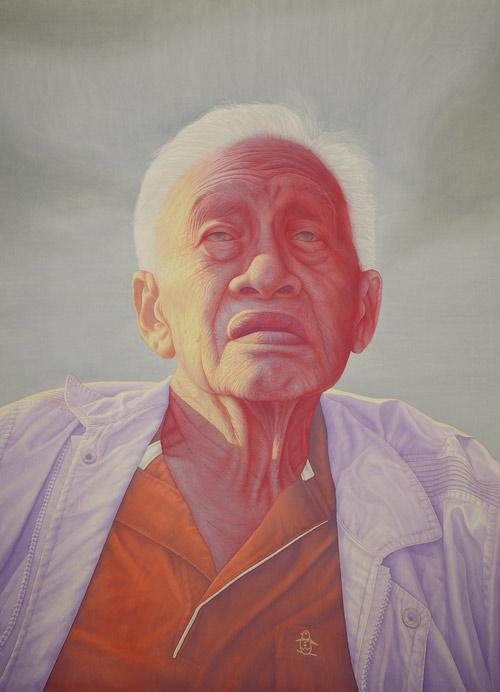 Artist painter Micah Ganske paintings