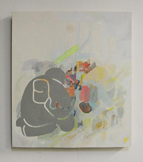 Artist painter Nadine Nakanishi