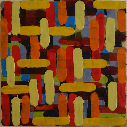 Artist painter Nicole Collins paintings