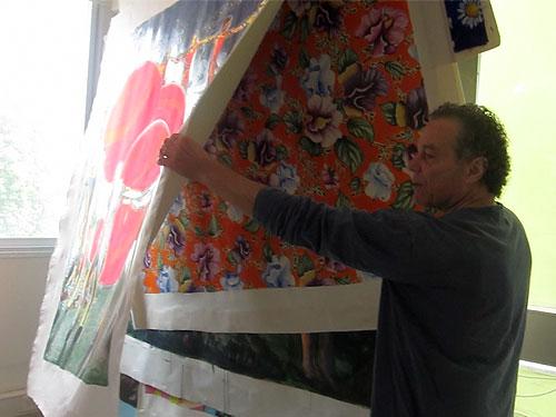Tel Aviv based artist Shony Rivnay