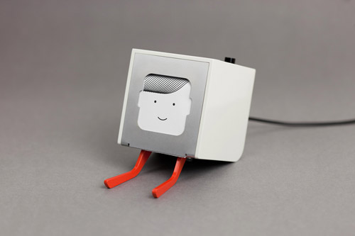 The Little Printer by Berg