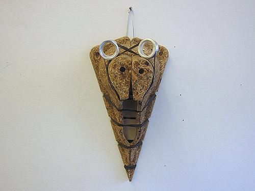 Yaacov Kaufman israeli designer masks