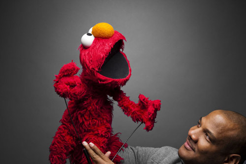 Being Elmo: A puppeteer's journey film by Constance Marks