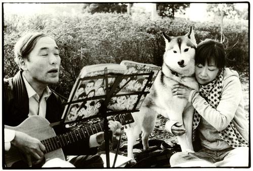 Photographer Junku Nishimura