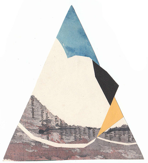 Collages by Tom Moglu