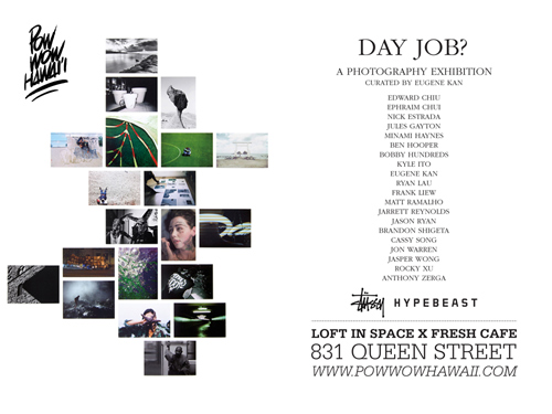 day job photo show