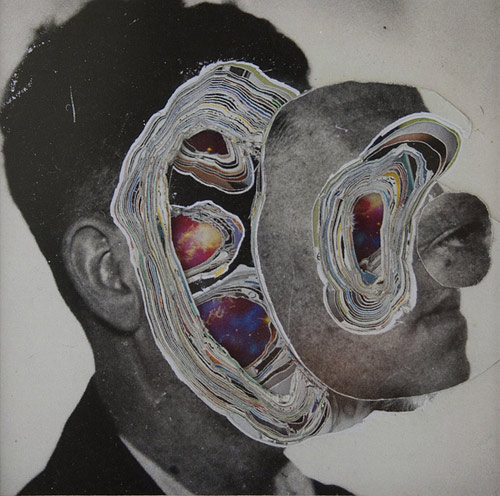 collages by Artist Emir Sehanovic