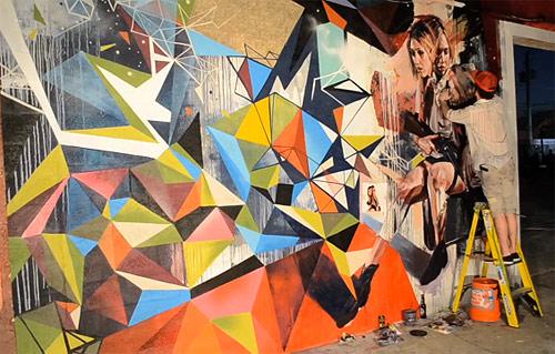 ENSOE Scott Sueme Andrew Young Art Basel