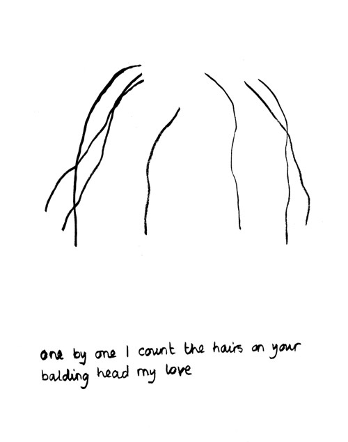 Drawings by artist Hannah Richards
