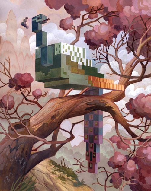 Illustrator Laura Bifano illustration