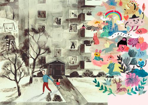 artist illustrator Mari Kanstad Johnsen