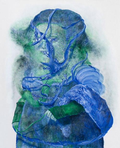 Artist painter Piotr Krysiak