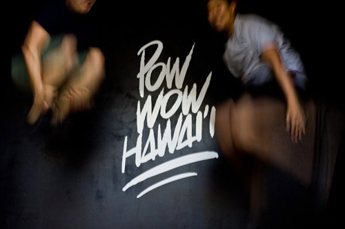 pow wow hawaii