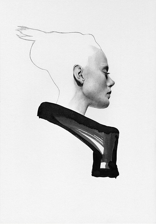 Fashion illustrator Richard Kilroy